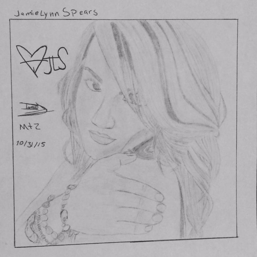 Jamie Lynn Spears par Danielmtz04